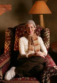 Embeth Davidtz at the 2005 Sundance Film Festival January, poses for portraits for the film