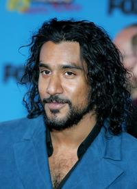 Naveen Andrews at the 2005 Billboard Music Awards.