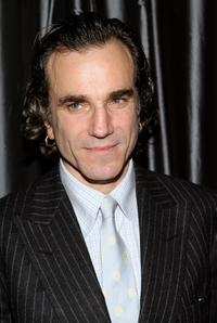 Daniel Day-Lewis at the 2007 New York Film Critic's Circle Awards.