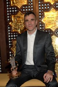 Daniel Day-Lewis at the Marrakesh International Film Festival 2005.