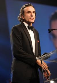 Daniel Day-Lewis at the 2008 Palm Springs International Film Festival Awards Gala.