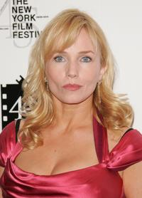 Rebecca De Mornay at the New Line Cinema's 40th Anniversary celebration.