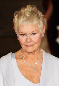 Judi Dench at the Royal world premiere of