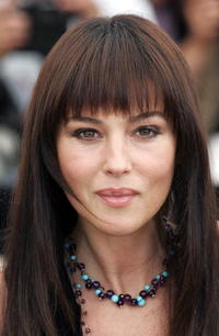 Monica Bellucci at a photocall during the 59th edition of the Cannes Film Festival.