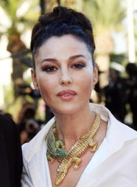 Monica Bellucci at 59th edition of the International Cannes Film Festival.