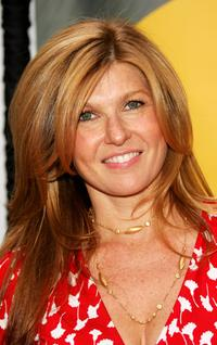 Connie Britton at the NBC Upfronts.