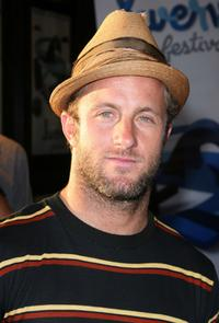 Scott Caan at the Swerve Festival.