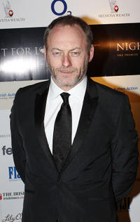 Liam Cunningham at the Night For Love Charity Ball in aid of The Samuel L Jackson Foundation and Irish Autism Action.