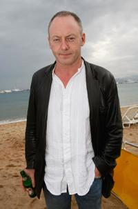 Liam Cunningham at the Irish Pavillion Party during the 61st International Cannes Film Festival.