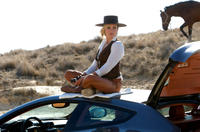 Cameron Diaz as Malkina in