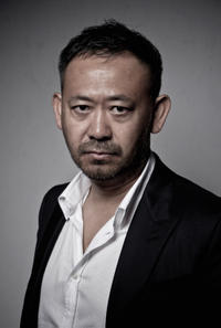 Jiang Wu at the portrait session of