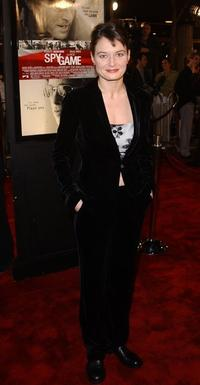 Catherine McCormack at the premiere of