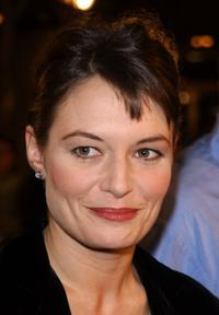 Catherine McCormack at the premiere of the film