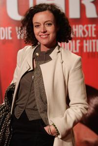 Maria Schrader at the Berlin premiere of