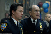 Mark Wahlberg and Robert Duvall in