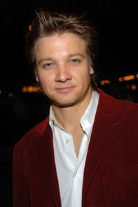 Jeremy Renner at the Sarasota Film Festival