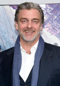 Ray Stevenson at the New York premiere of