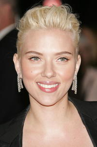 Scarlett Johansson at the Metropolitan Museum of Art Costume Institute Benefit Gala