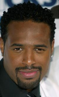 Shawn Wayans at the California promotion of