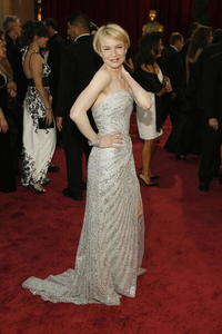 Renee Zellweger at the 80th Annual Academy Awards in Hollywood.