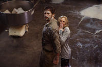 Harry Connick Jr. as Ted Mitchell and Renee Zellweger as Lucy Hill in