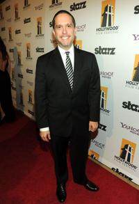 Lee Unkrich at the 14th Annual Hollywood Awards Gala.