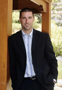 Matthew Fox at a photocall for