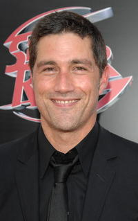 Matthew Fox at the premiere of