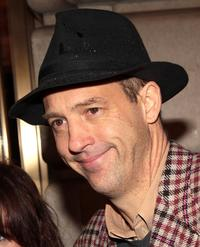 Anthony Edwards at the Broadway opening night of