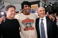 Billy Gerber, Jay Chandrasekhar and Jeff Robinov at the premiere of