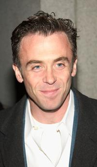 David Eigenberg and Christy at the Atlantic Theater Company's Spring Gala Benefit.