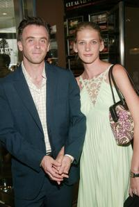 David Eigenberg and wife Chrysti at the New York premiere of