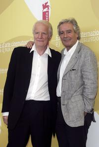 Pierre Arditi and Andre Dussollier at the photocall to promote the film