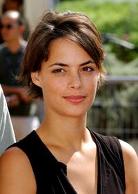 Berenice Bejo at the photocall of