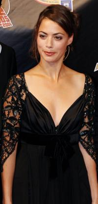 Berenice Bejo at the third edition of the NRJ Cine Awards show.