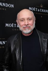Hector Elizondo at the Moet and Chandon suite at the Luxury Lounge in honor of the 2008 SAG Awards.