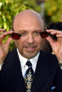 Hector Elizondo at the 3rd Latin Grammy Awards at the Kodak Theatre in Hollywood.