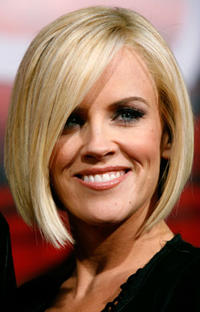 Jenny McCarthy at the L.A. premiere of