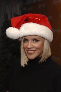 Jenny McCarthy at the ABC Family 25 Days Of Christmas Winter Wonderland Event.