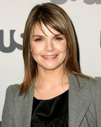 Kathryn Erbe at the USA Network Upfront.