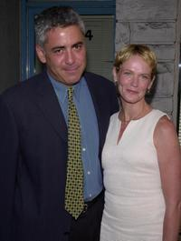 Adam Arkin and his wife at Project Angel Food's '6th Annual Angel Awards' in Los Angeles.