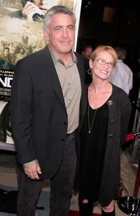 Adam Arkin and his wife Phyllis Lyons at the Los Angeles premiere of