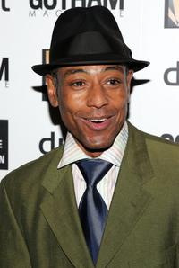 Giancarlo Esposito at the creative coalition's 2006 spotlight and christopher reeves awards gala.