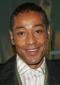 Giancarlo Esposito at the IFC Films premiere of