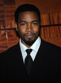 Michael Jai White at the Thurgood Marshall College Fund's 21st Anniversary Awards dinner gala.