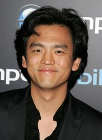 John Cho at the Ampd Mobile and Stuff Magazine Pre-VMA Bash.