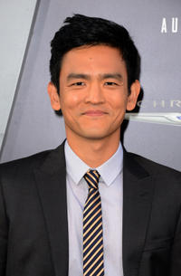 John Cho at the California premiere of