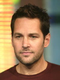 Paul Rudd at MTV's Total Request Live in N.Y.