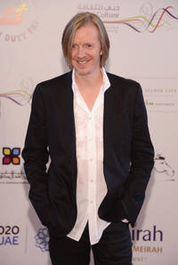 Director Andrew Adamson at the premiere of