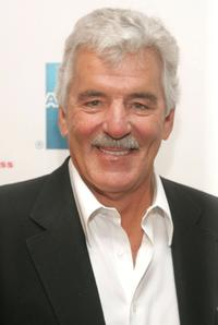 Dennis Farina at the premiere of